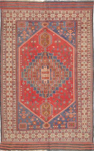 Kelim Russisch tapijt GHI1047