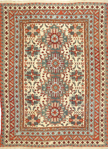 Kilim Russian Sumakh rug GHI978