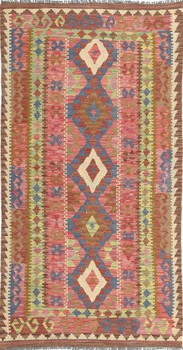 Kelim Afghan Old style-matto ABCS565