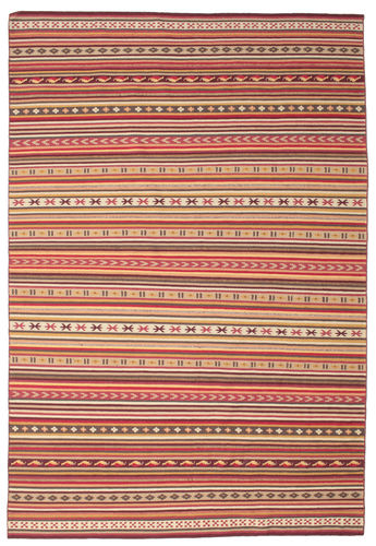 Tapis Kilim Dhurrie Varanasi CVD15817