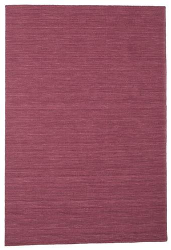 Kilim loom - Purple carpet CVD9031