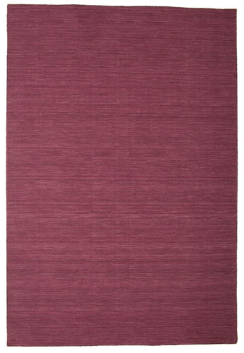 Kilim loom - Purple carpet CVD9024