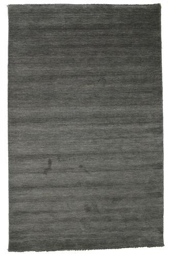 Handloom fringes - Mörkgrå matta CVD14024