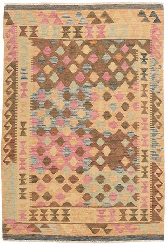 Kilim Afghan Old style carpet NAZB1764