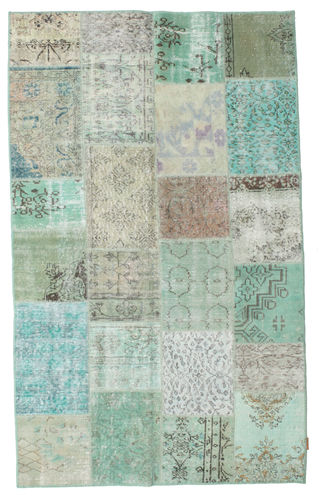 Patchwork tapijt XCGZK1782