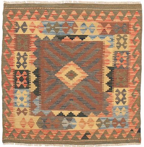 kilim afghan old style 97x103 carpetvista. Black Bedroom Furniture Sets. Home Design Ideas