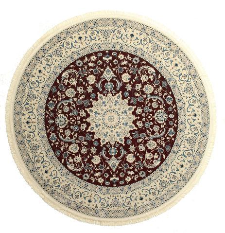 Nain Emilia - Dark Red rug CVD15436