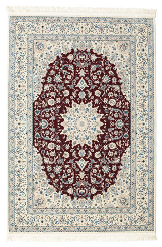 Nain Emilia - Dark Red rug CVD15442