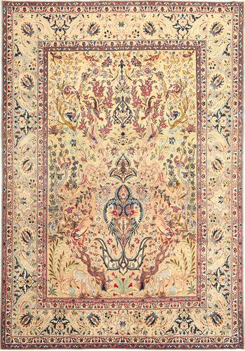 Yazd Patina pictorial carpet MRB1703