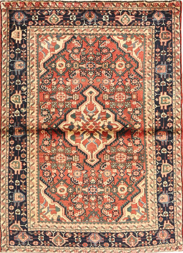 Hosseinabad carpet MRB728