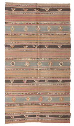 キリム セミアンティーク トルコ 絨毯 XCGZK608