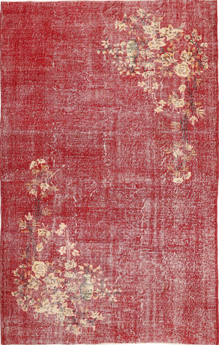 Colored Vintage carpet BHKZO21