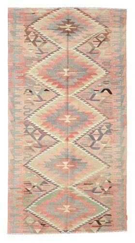 キリム セミアンティーク トルコ 絨毯 XCGZK482