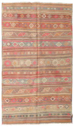 キリム セミアンティーク トルコ 絨毯 XCGZK445