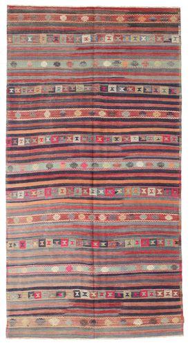 Tappeto Kilim semi-antichi Turchi XCGZK329