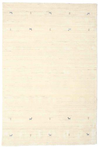Gabbeh loom Two Lines - Valkea-matto CVD15053