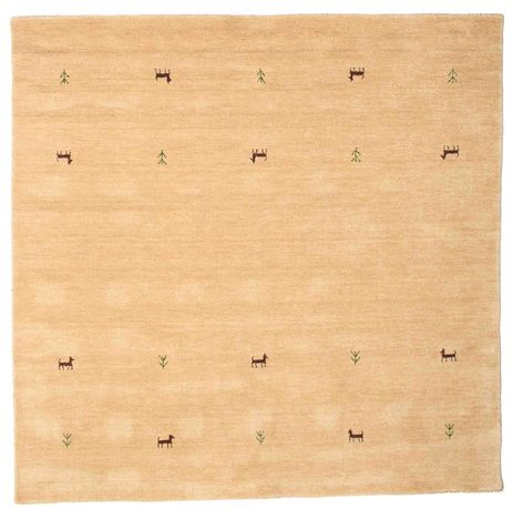 Gabbeh loom Two Lines - Beige-matto CVD15118