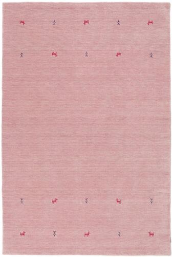 Gabbeh loom Two Lines - Pink rug CVD15329