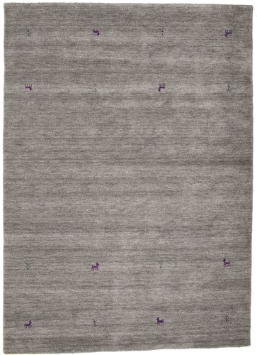 Gabbeh loom Two Lines - Grey carpet CVD15317