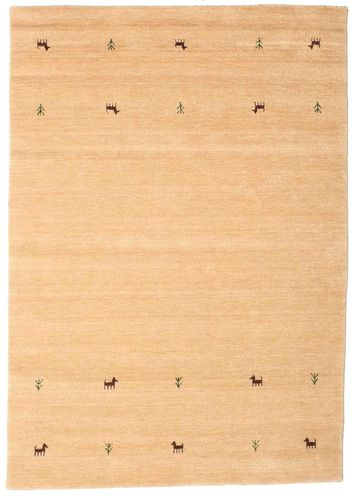 Gabbeh loom Two Lines - Beige carpet CVD15116