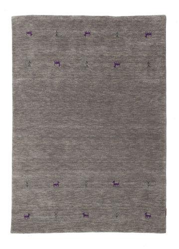 Covor Gabbeh loom Two Lines - Gri CVD15320