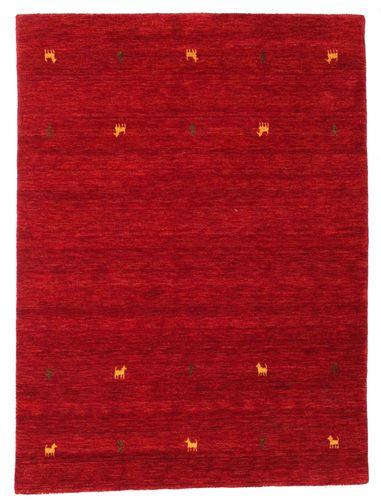 ギャッベ ルーム Two Lines - 深紅色の 絨毯 CVD15029