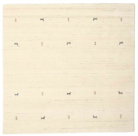 Gabbeh loom Two Lines - Off White rug CVD15058