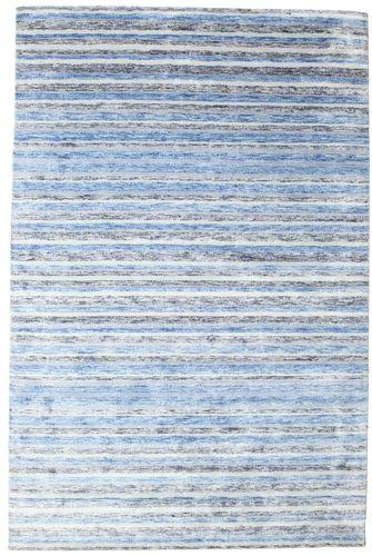 Bamboo silk Handloom carpet ORC124
