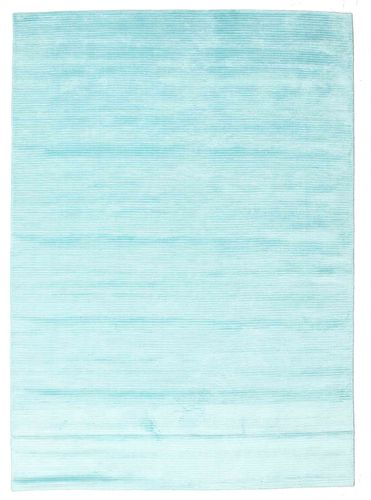 Bamboo silk Handloom carpet ORC233