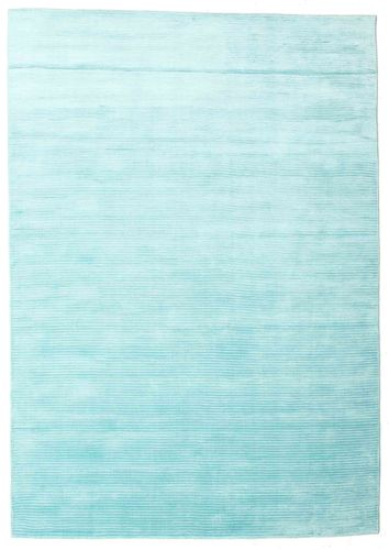 Bamboo silk Handloom carpet ORC237