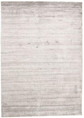 Covor Bambu mătase Loom - Deschis Gri / Bej CVD15229