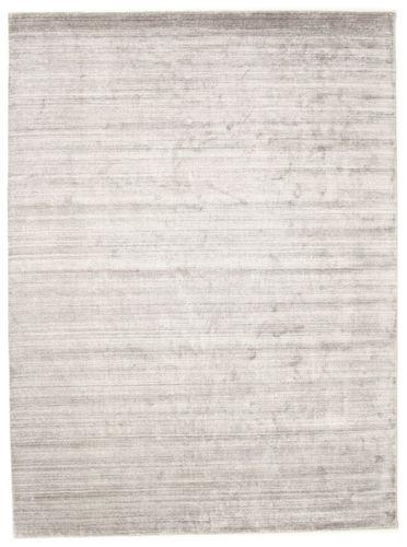 Bamboe zijde Loom - Warm Grijs tapijt CVD15218