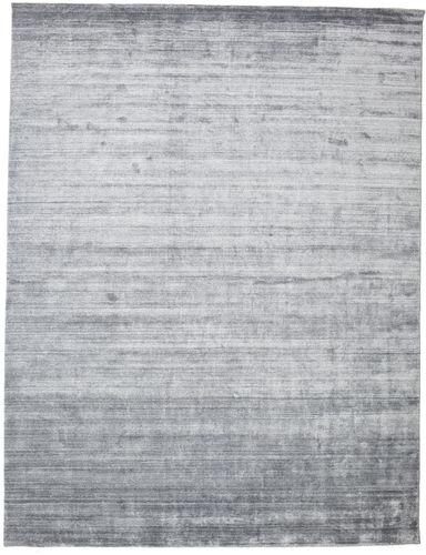 Bamboo silke Loom - Denim Blå teppe CVD15239
