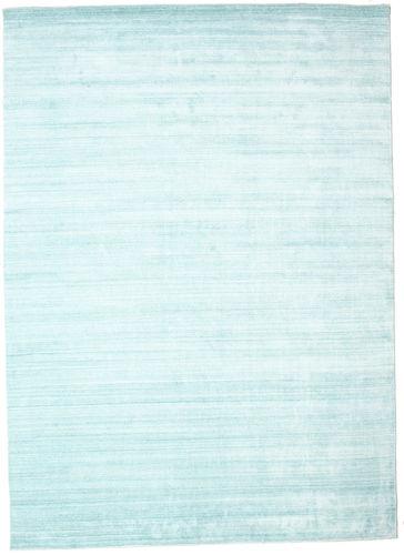 Bamboo silkki Loom - Vaaleansininen-matto CVD15262
