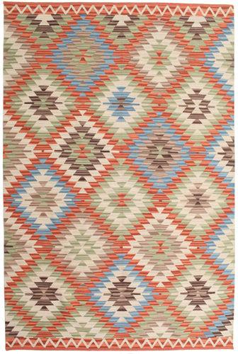 Kilim Oushak rug CVD14796