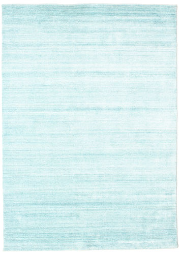 Bamboo silk Loom - Light Blue carpet CVD15274