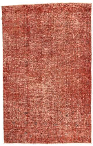 Colored Vintage rug XCGZM222