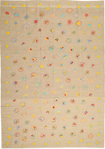Kilim Suzani szőnyeg ABCU82