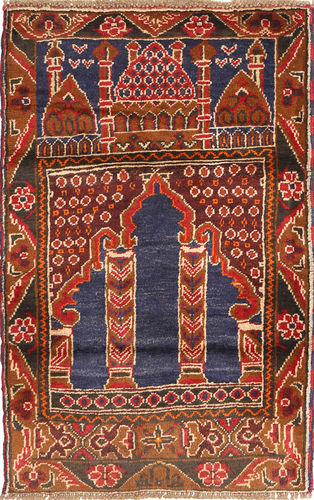 Baluch carpet ABCU540