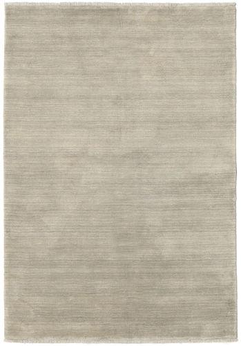 Handloom fringes - Lys Grå / Beige teppe CVD16598
