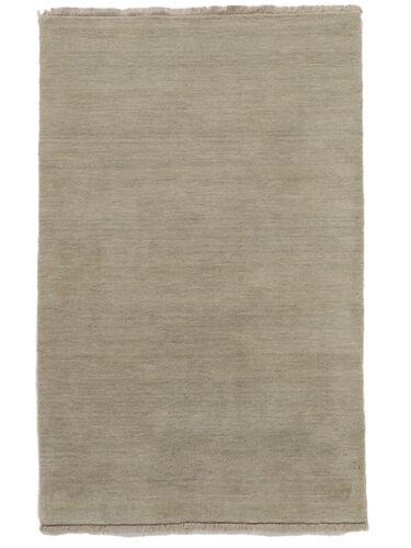 Handloom fringes - Greige carpet CVD16623