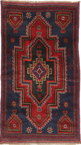 Baluch carpet ABCU610