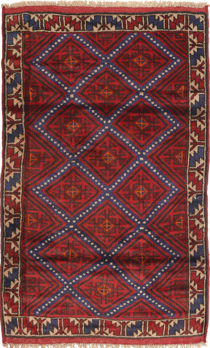 Baluch carpet ABCU666