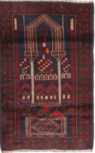 Baluch carpet ABCU424