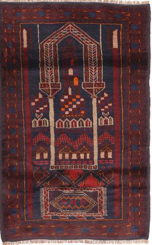 Baluch carpet ABCU424