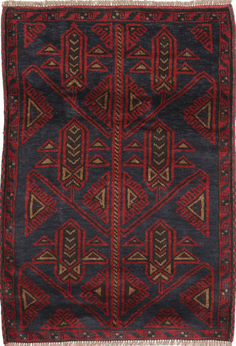 Baluch carpet ABCU944