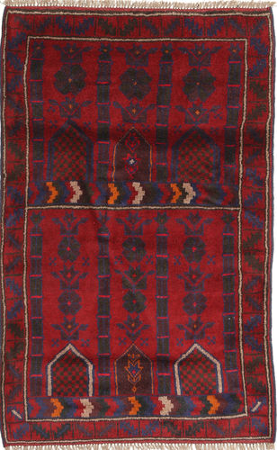 Baluch carpet ABCU1213