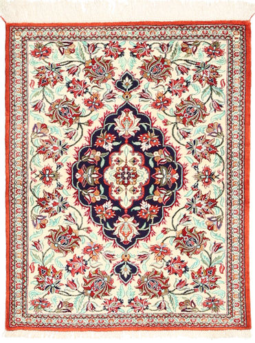 Qum silk carpet RGA107