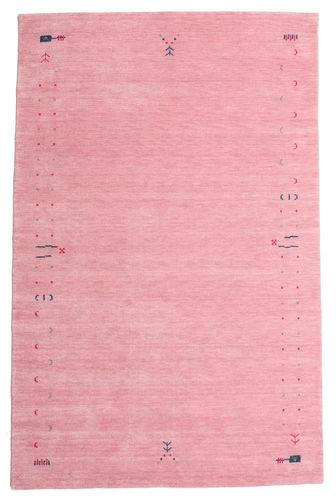 Gabbeh Loom Frame - Roosa-matto CVD16079