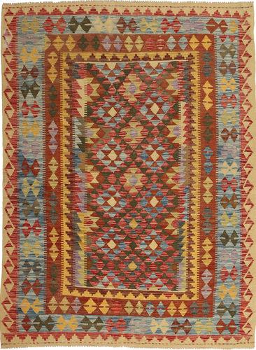 Kelim Afghan Old style tapijt AXVQ158